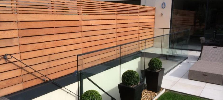 Backyard Garden Fence Ideas For Every Home Contemporary Fencing