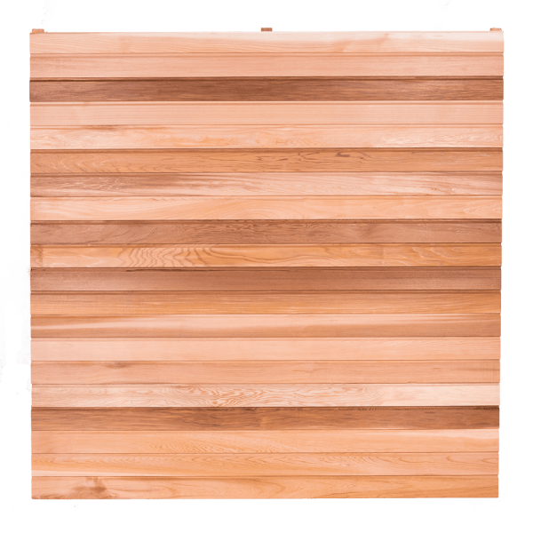 Cequence Cedar Privacy Fence Panel