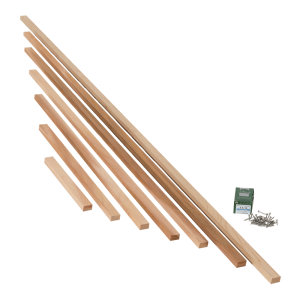 Slatted Panel Width Adjustment Kit