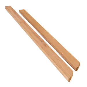 Cedar Wall Plate Profile End